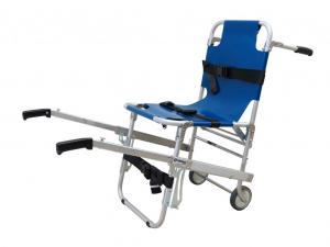 Chaise portoir pour ambulance 4 poignées norme EN1864