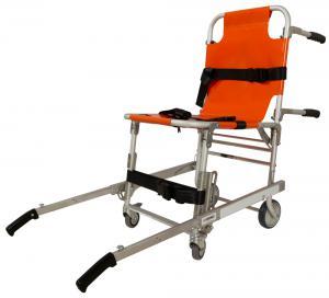 Chaise portoir pour ambulance norme EN1864