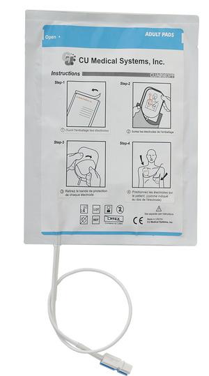 ELECTRODES ADULTE POUR DSA - DEF-I AMBULANCIER