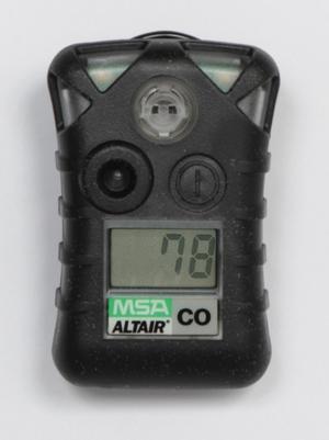 détecteur de monoxyde de carbonne