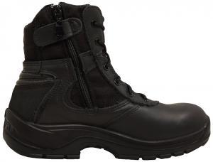 chaussures cuir souples et confortbles pour ambulanciers