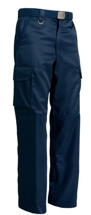 Pantalon pour ambulancier déperlant aux projections de liquide.