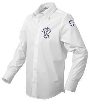 chemise ambulancier