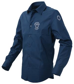 Une chemise élégante et confortable pour les ambulanciers.