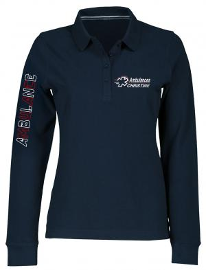 POLO MANCHES LONGUES LG5 FEMME