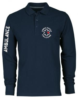 POLO MANCHES LONGUES LG9 HOMME