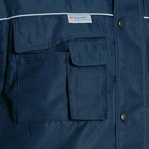 Les ambulanciers utilisent cette poche pour leur téléphone.
