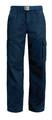 Un pantalon bleu marine pour ambulancier qui existe aussi en grandes tailles.