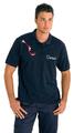 La ligne originale de ce vêtement pour ambulancier est très appréciée par les professionnels de la santé.