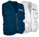 Gilet mutipoches pour professionnels de la santé et du premier secours
